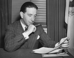 Karl Bendetsen, c. 1950s. Courtesy of the Karl R. Bendetsen Papers, Hoover Institution Archives